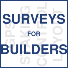 Construction Phase Engineering + Surveying