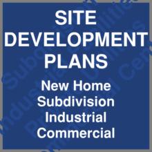 Site Development Plans